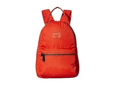 Herschel Supply Co. Nova Mini (Hot Coral) Backpack Bags