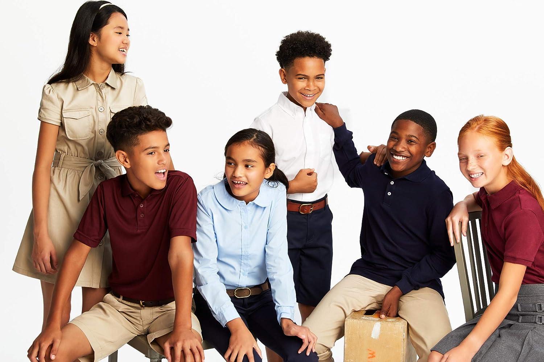 French Toast Boys School Uniform Button Down Shirt