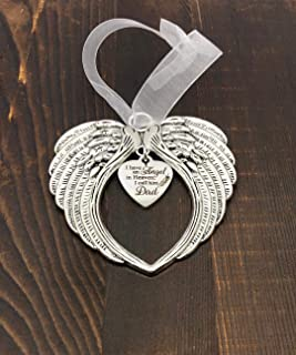 Angel Wing Heart Focal,