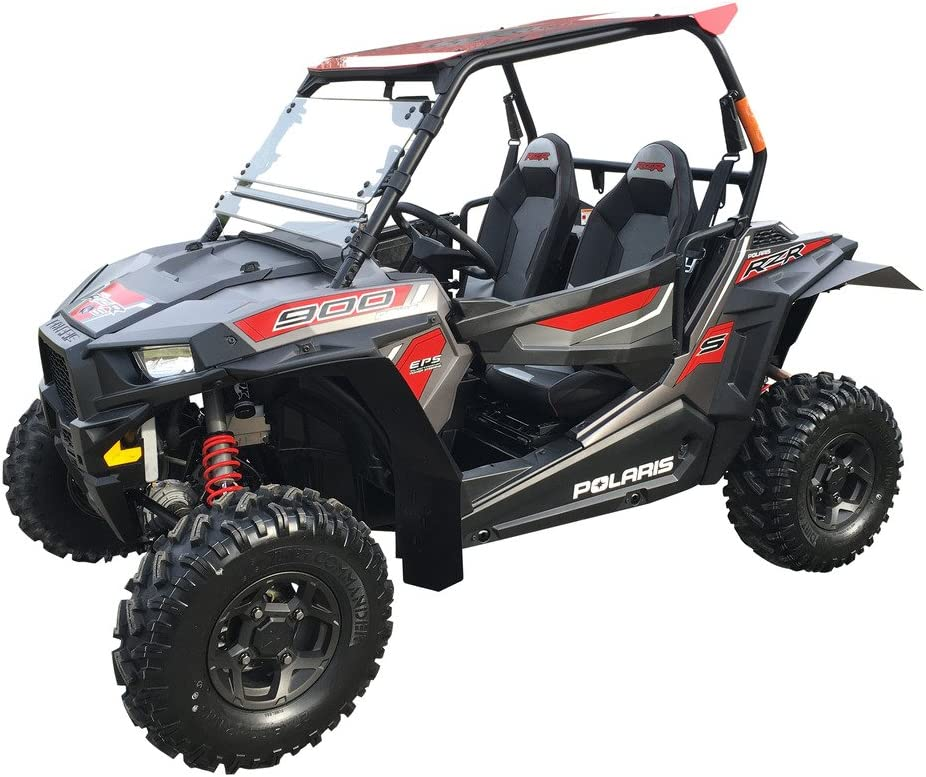 All items in the store MudBusters Front and Rear Fender Flares RZR 2015+ 90 Fees free!! for Polaris