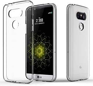 Silicon Rear Casing Transparent Soft Devices for LG G5