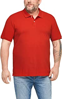 s.Oliver Big Size Polo Uomo