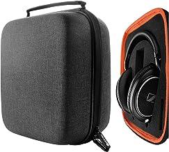 Geekria UltraShell Headphone Case for Beyerdynamic DT 880, DT 880 pro, AKG K167, K540, Sennheiser HD599, HD598CS, HD280PRO Headphones - Replacement Large Hard Shell Travel Carrying Bag