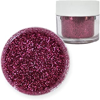Burgundy Red Dazzler Dust 5g Jar | Bakell Non-Toxic Decorating Glitters & Dusts