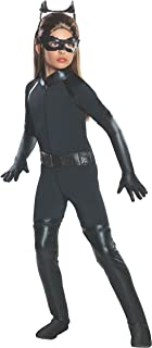 Girl's Deluxe Catwoman Costume - Dark Knight Trilogy