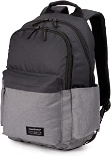 SWISSGEAR 2789 LAPTOP SCHOOL COLLEGE BACKPACK-BLACK/GRAY