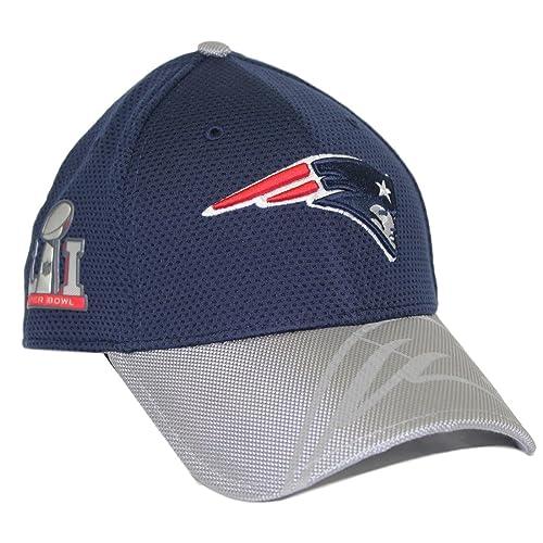 New England Patriots New Era Super Bowl LI (51) Side Line Side Patch  39thirty a37b49e8b