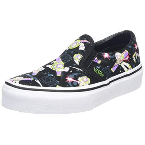 0e17185564 Buzz Lightyear Vans  Amazon.com