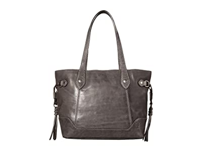 Frye Melissa Carryall (Carbon) Handbags