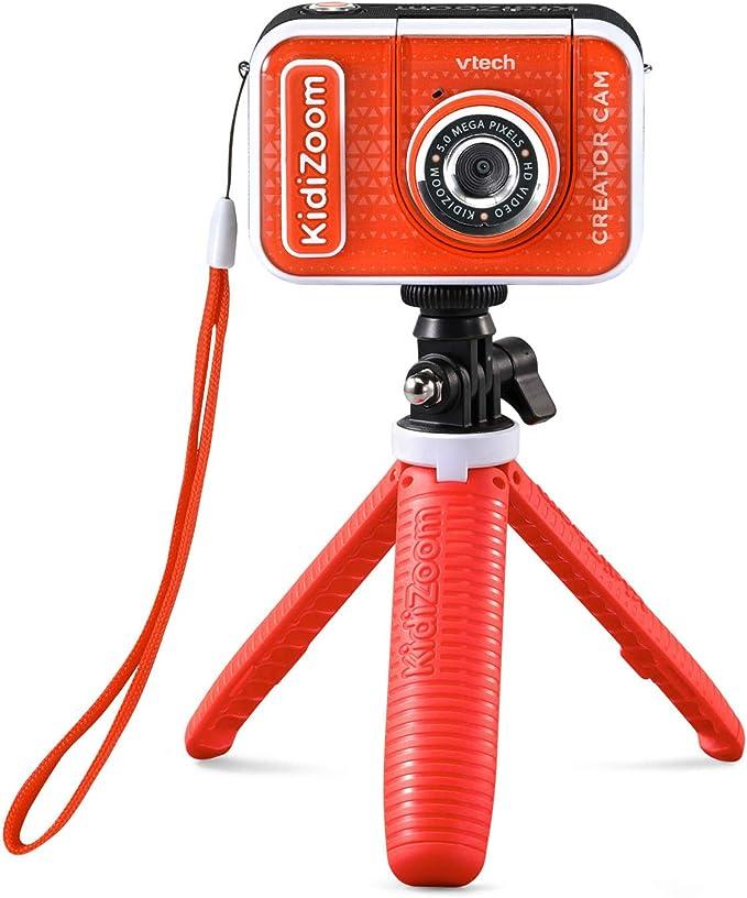 VTech KidiZoom Creator Cam , Red