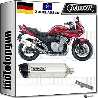 Suchergebnis Auf Für Suzuki Gsf 650 Bandit Und Gsf 650 S Bandit Auspuff Abgasanlage Motorräder Auto Motorrad
