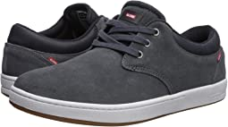 Charcoal Shaved Suede
