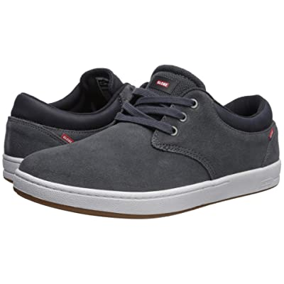 Globe Winslow SG (Charcoal Shaved Suede) Men
