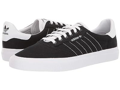 adidas Skateboarding 3MC (Core Black/Footwear White/Core Black) Men
