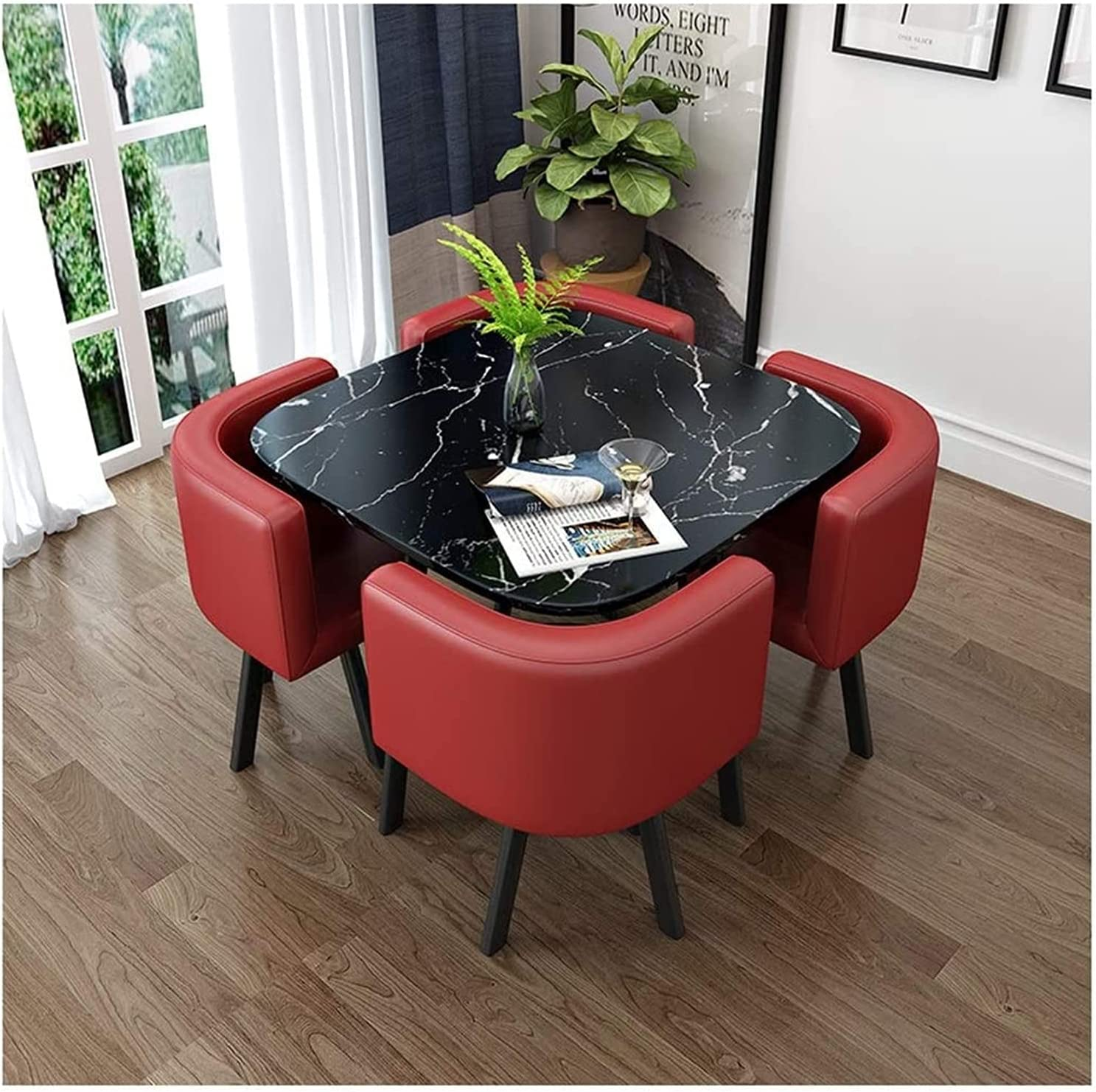 BUYT Office Reception Room Popular product Club Table and Modern Chair Bargain Set Desig