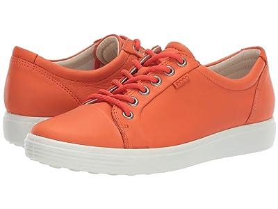 ECCO Soft 7 Sneaker (Fire) Women