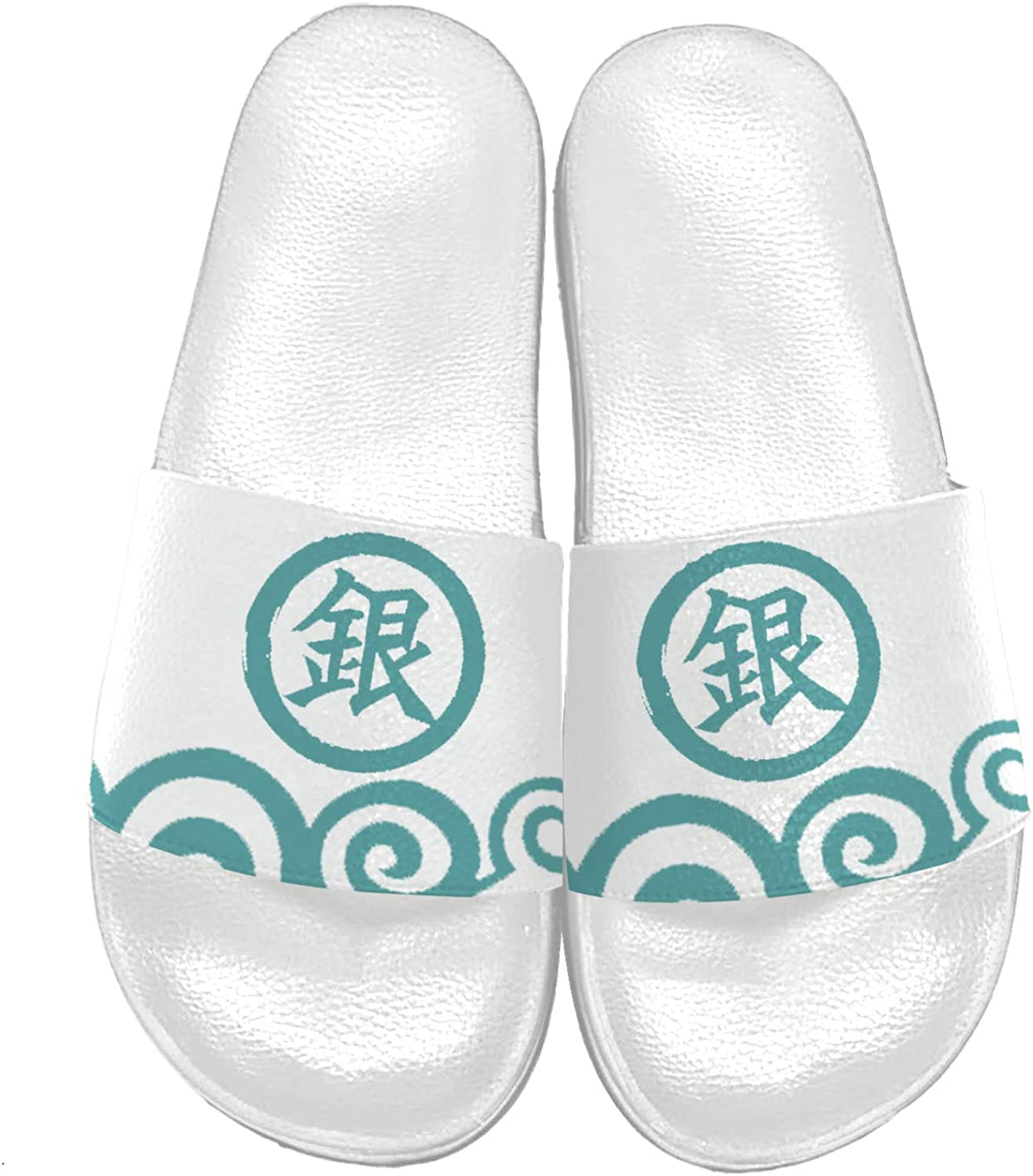 Japanese Anime Slippers for Men Women Custom Comfort Casual Anime Cosplay Slide Sandals Indoor Outdoor Gifts for Holiday