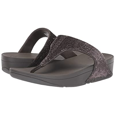 FitFlop Electratm Micro Toe Post (Pewter) Women
