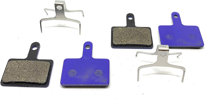 Bike brake pads organic sintered /& racing for Shimano M05 BO1S Deore BR C601 M445 M485 M515 M416 M446 M486 M525 M575 TEKTRO Auriga Drako HDC 300 .The bicycle replacement part for OEM brakes
