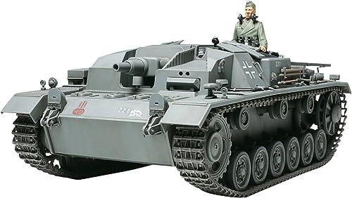 Tamiya 35281 - Maqueta para montar Sturmgeschutz III AUSF B Escala 1:35 product image