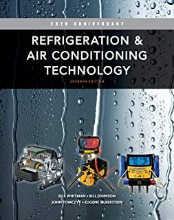 Refrigeration & Air Conditioning Technology: 25th Anniversary