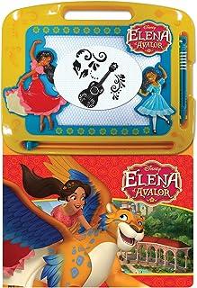 Disney Elena D'avalor Écrire Et Dessiner