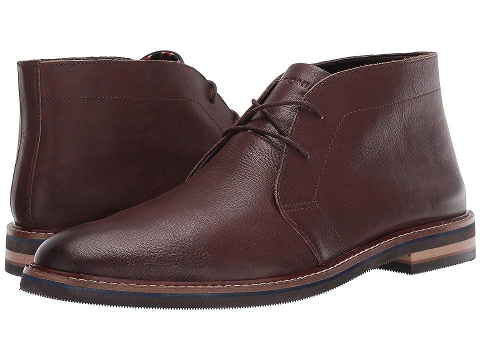 Bostonian Dezmin Mid (Dark Brown Leather) Men
