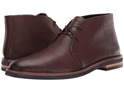 Bostonian Dezmin Mid (Dark Brown Leather) Men