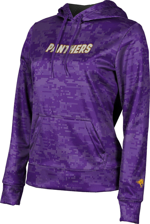 University of Northern Iowa Girls' Pullover Hoodie, School Spirit Sweatshirt (Digi Camo)
