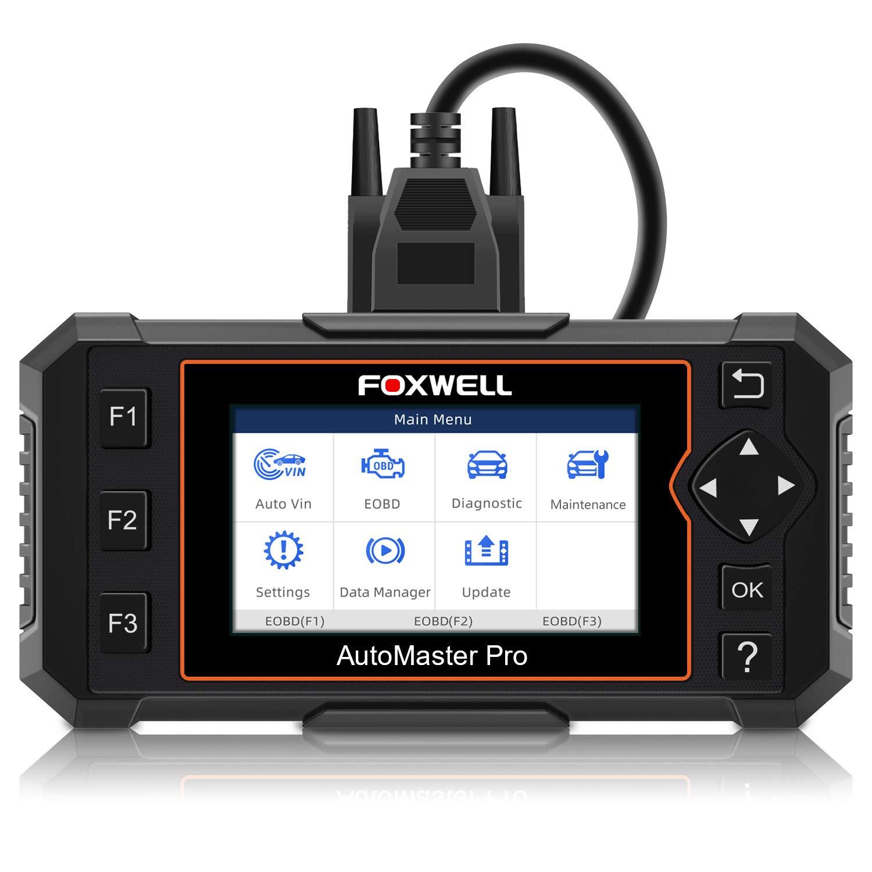 FOXWELL NT614 Elite Transmission Maintenance