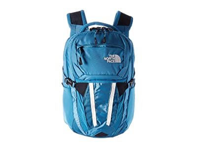 The North Face Recon (Storm Blue/Vintage White) Backpack Bags
