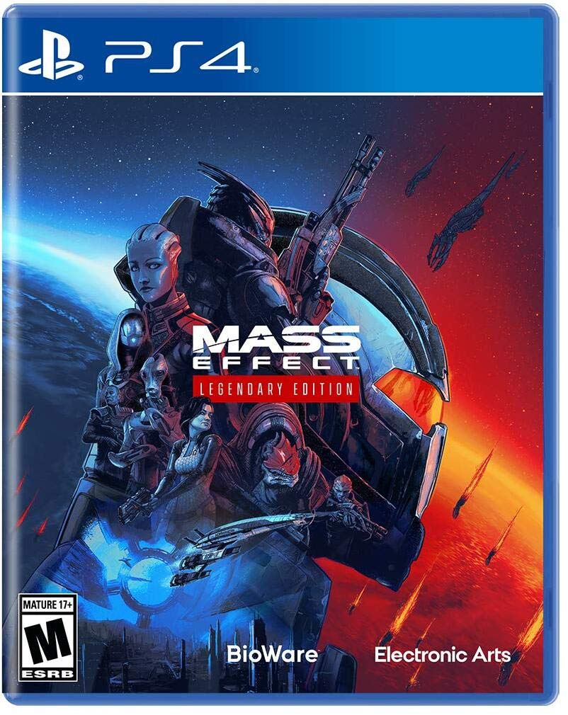 Mass Effect Legendary Edition  PlayStation 4 $35 Coupon