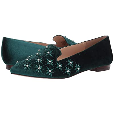 SOLE / SOCIETY Letticah (Juniper Portugal Velvet) Women