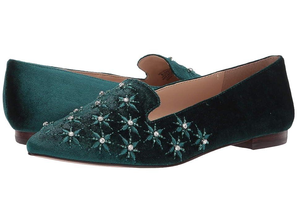 SOLE / SOCIETY Letticah (Juniper Portugal Velvet) Women