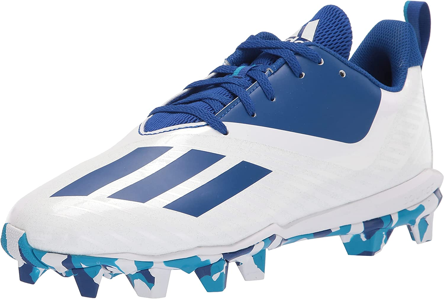adidas Outlet ☆ Free Shipping Men's Adizero Spark Safety and trust Football Mid Shoe