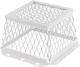 HY-C RVG-DVG Stainless Steel Universal VentGuard, 100% 304 Stainless Steel Mesh, Easy Installation, 7