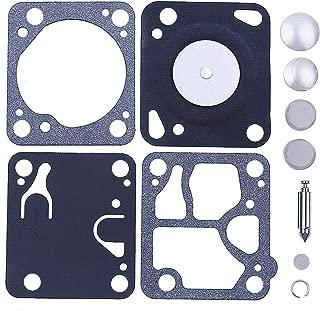 Adefol Carburetor Rebuild Gasket Kit for Walbro K1-MDC McCulloch Mini Mac 140 130 120 110 Chainsaw