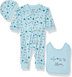 Papillon Printed Clothing Set for Girls, 3 Pieces
