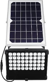SunBonar Solar Flood Light 1000 Lumens Auto ON Off Solar Lights Outdoor for Backyard Garden Patio House Garage Court Billboard Pool