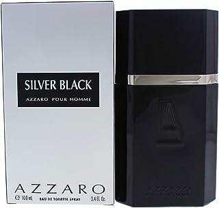 Silver Black by Azzaro for Men Eau de Toilette 100ml