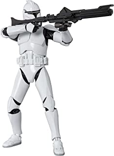 Bandai S.H.Figuarts Star Wars Clone Trooper Phase1 About 150mm ABS & PVC Painted Action Figure