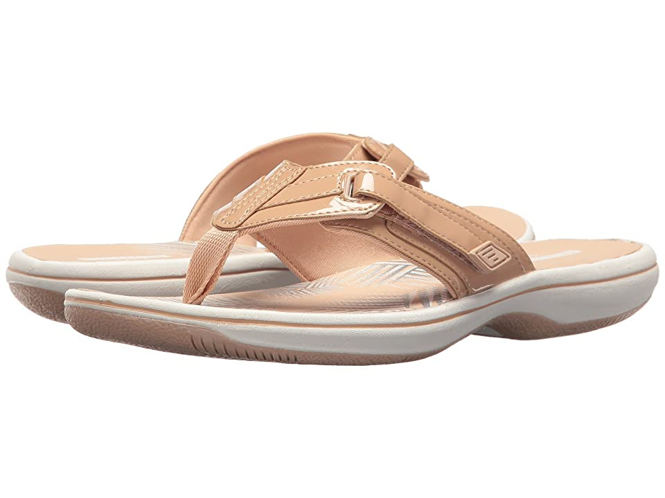 Clarks Brinkley Jazz (Nude Synthetic Patent) Women