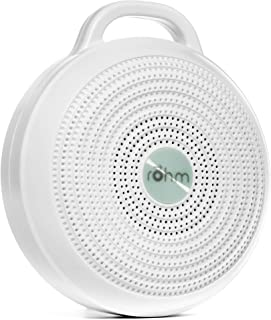 Yogasleep Rohm Portable White Noise Machine for Travel | 3 Soothing, Natural Sounds with..