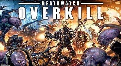 Deathwatch Overkill Miniature Board Game.