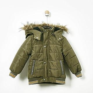 Panço Mr.Winter Erkek Çocuk Spor Giyim, Yeşil (Haki 040), (Üretici Ölçüsü:110)
