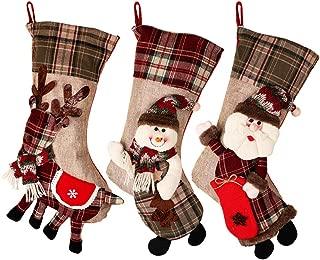 Best primitive christmas stockings patterns Reviews