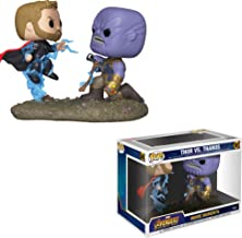 Funko 35799 Movie Moments Marvel: Avengers Infinity Warthor Vs. Thanos, Multicolor