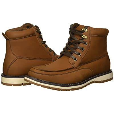 Kenneth Cole Reaction Claxtin Boot (Tan) Men