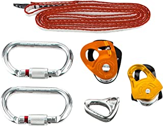 Best lightweight crevasse rescue kit Reviews