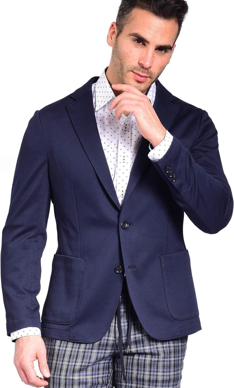Craft & Soul Men's Slim Fit Casual Unlined Comfort Knit Blazer Sport Coat Jacket